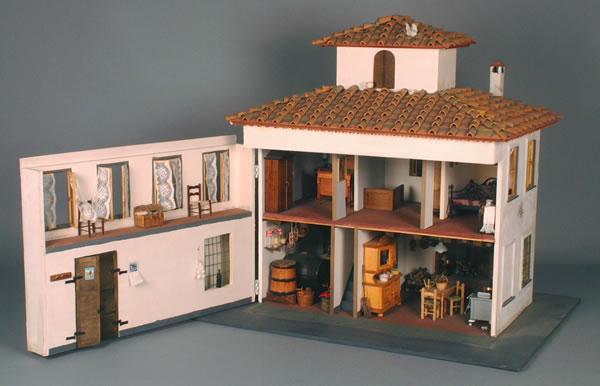 Le dollhouse for Piccoli piani di casa aperta